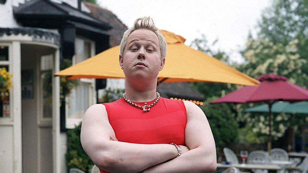 Screenshot: Matt Lucas als Daffyd Thomas in der TV-Serie Little Britain