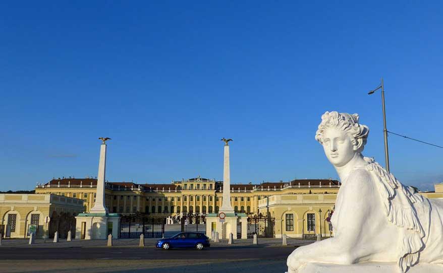 Foto Schloss Schönbrunn
